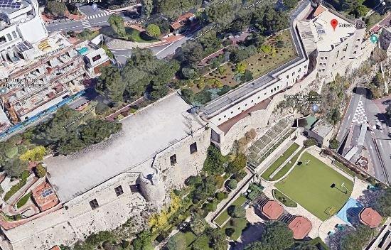 Арестный дом Монако